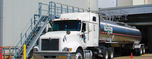 Truck Loading Racks by GREEN