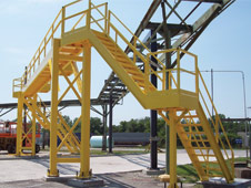 GREEN Custom Structural Fabrication | for Custom Structural Project Needs