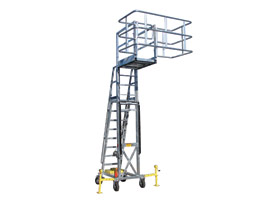 US Made Portable Platforms by GREEN | 440-934-2180