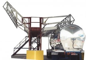 Custom Solutions for the Most Challenging Tank Truck & Railcar Fall Protection Applications by GREEN