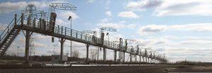 GREEN Railcar Loading Platforms | OSHA Compliant