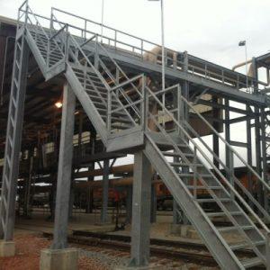2017 Railcar Access Platforms by GREEN Mfg.