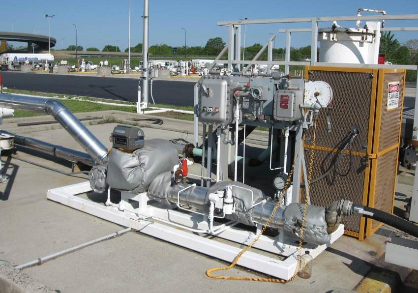 Skid Systems | Skid Pump Systems by GREEN - GREEN Access