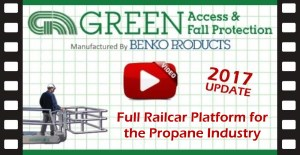 Green Access & Fall Protection Product Line Review